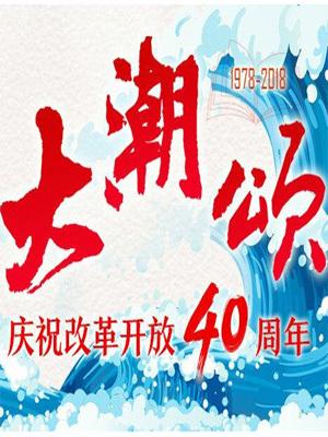 大潮颂——改革开放40周年