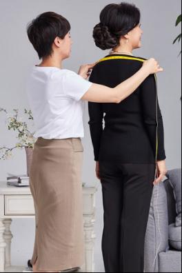 伊里兰中老年羽绒服定制:给妈妈的专属定制温暖