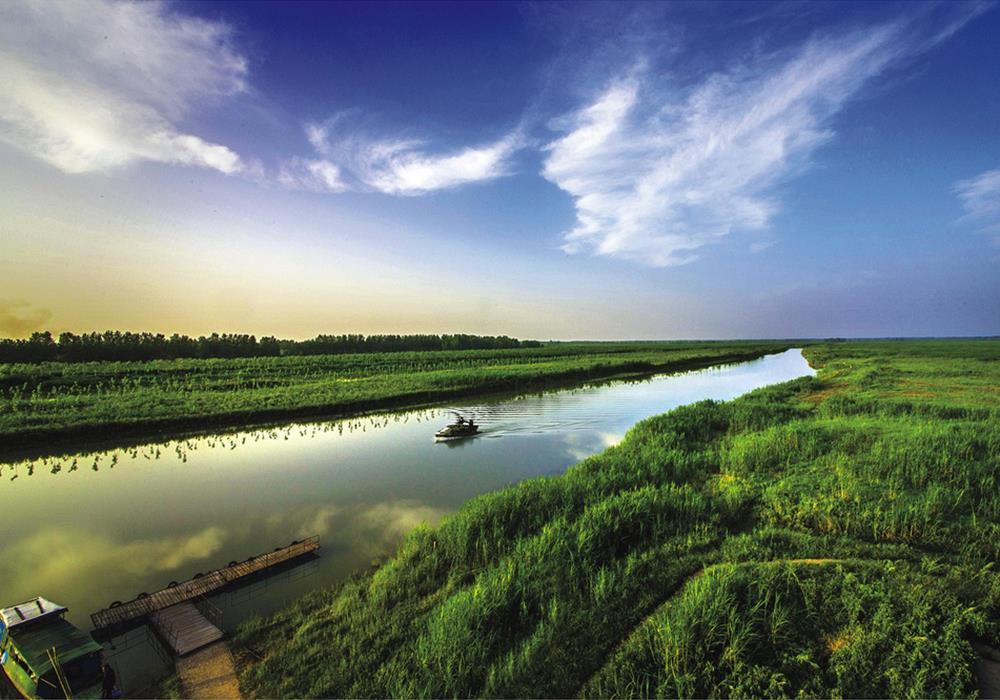常德湿地美景