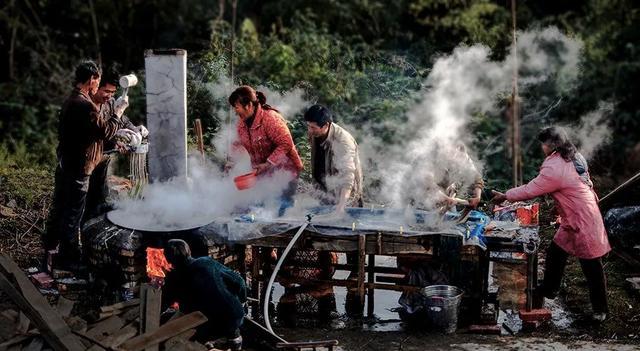 手工红薯粉(历史文化之美)