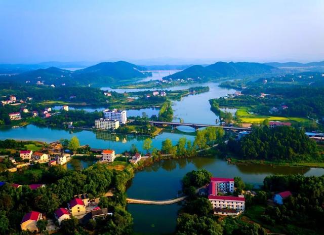 大埠桥美景(自然风光之美)