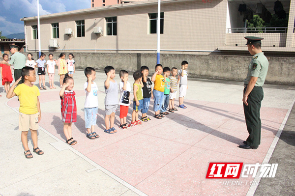 北湖区燕泉街道联合开展暑期社会实践活动