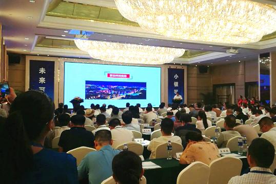 娄底特色小镇建设杭州签约项目28个,总投资139.79亿元