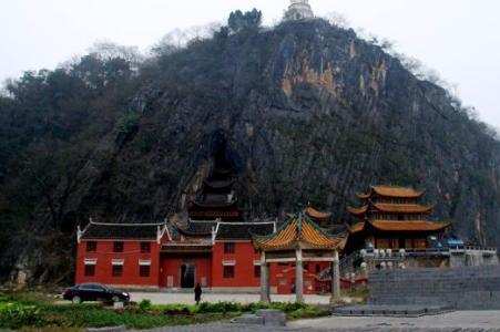 江华百年古寺豸山寺修葺一新 8月1日正式免费开放