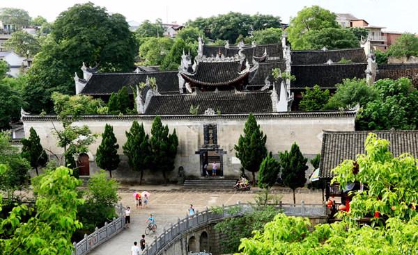 文化永州丨吕国康:文化地标柳子庙