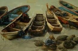 冷水滩:清除船只134艘次,收缴丝网地笼网172张