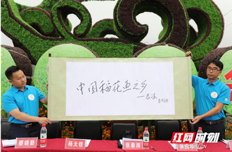 稻花香里说丰年 辰溪第二届稻花鱼文化节8月17日开启