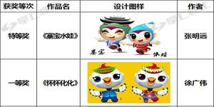 怀化旅游宣传口号、旅游标识、吉祥物、歌曲征集活动获奖作品公示