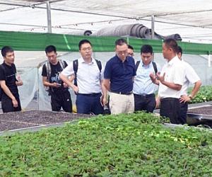 专家组评估验收沅陵新型农村合作金融组织试点工作