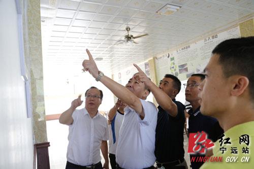 宁远:校县联合 共同推进农业产业现代化