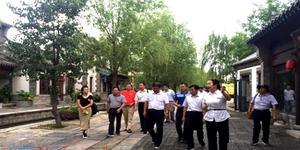 湘西州文广新局赴济南对接东西部扶贫协作