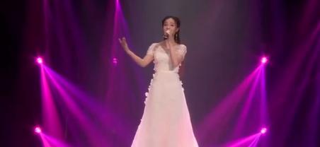 溆浦人|思蒙籍美女歌手舒清菊唱响中央电视台!