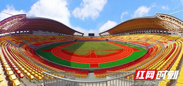 喜大普奔!省运会在衡阳举办所有赛事将免费开放