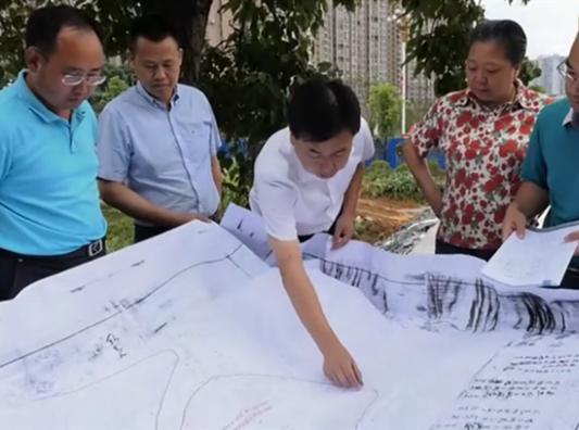 熊安台调度城东污水处理厂项目建设