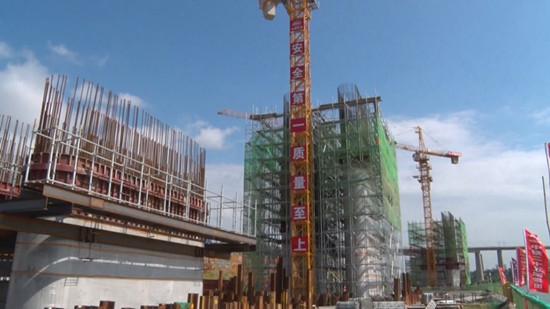渝怀铁路增建二线施工进展顺利  已完成工程量35%