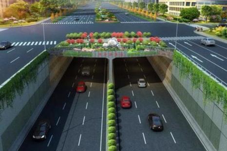 湘府路芙蓉南路以西地面道路10月通车 将打造成一条品质道路