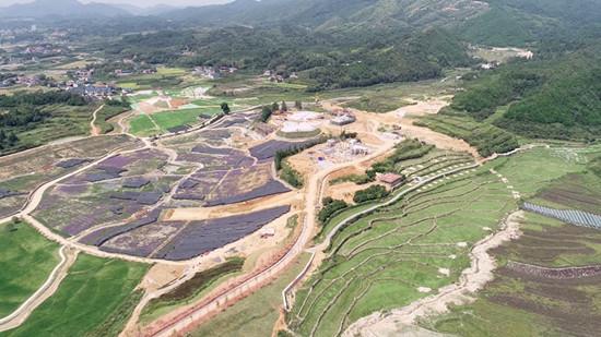 山下花海快乐谷项目建设进展有序 计划28日开园