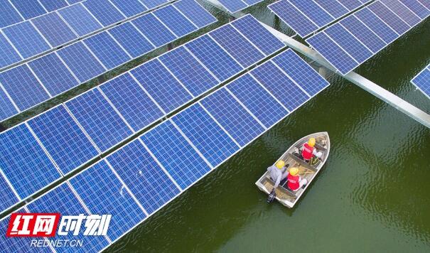 国网常德供电公司:清洁能源消纳助力生态建设