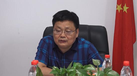 鹤城区政协集中督办渣土、环卫、环保等单位提案工作