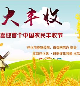 大丰收——喜迎首个中国农民丰收节