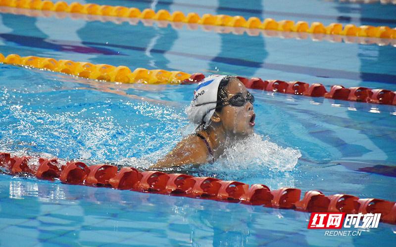 直播回顾|湖南省第十届残疾人运动会男女蛙泳