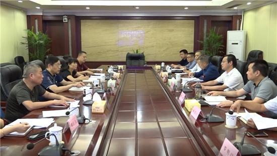 张干太带队调研鹤城区法治政府建设工作