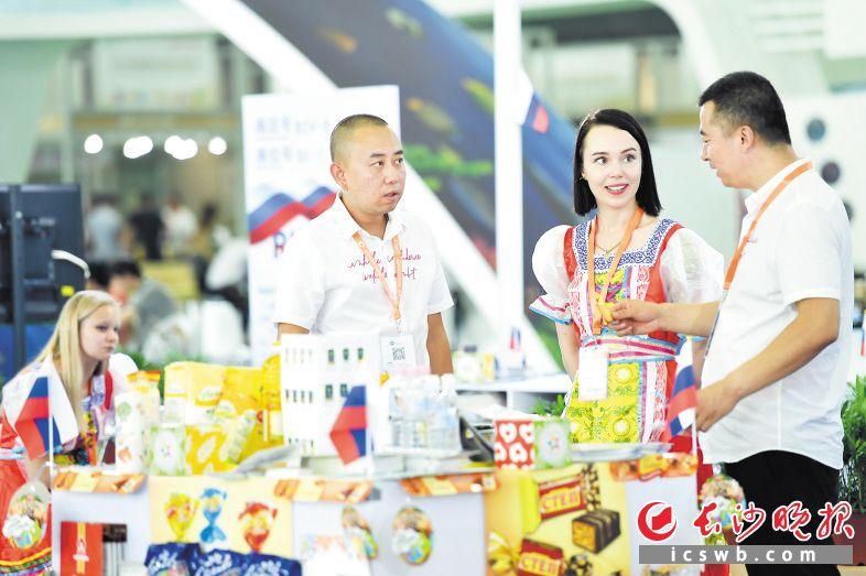 长沙连续举办三届食餐会 展区规模逐年递增
