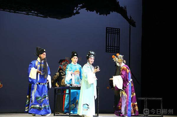 湘昆《乌石记》长沙结项验收演出获专家赞誉