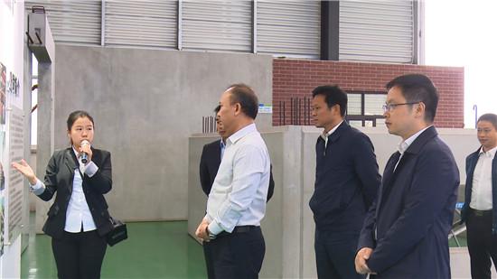 副市长毛健刚到鹤城调研招商引资工作