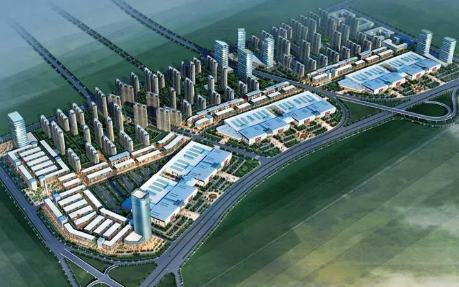 湘潭义乌小商品城一期二阶段建设启动在即