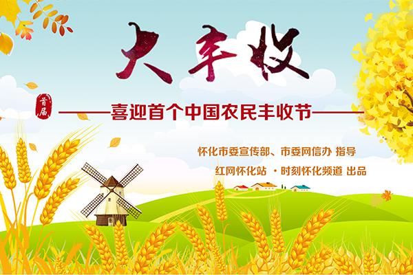 大丰收——喜迎中国首个农民丰收节