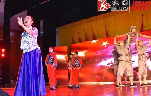 歌伴舞《十送红军》