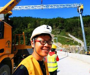 组图丨建设中的黔张常铁路:明年12月开通运营