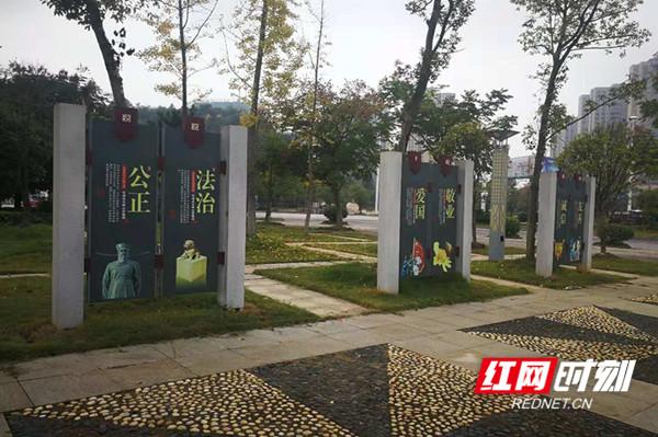 嘉禾八大文化园成为净化市民心灵的摇篮