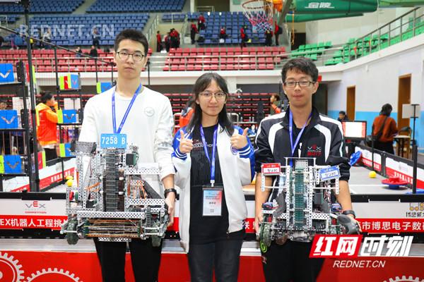 第九届亚洲机器人大赛闭幕 参赛选手有话说