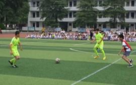 桃源举办全县小学校园足球选拔赛