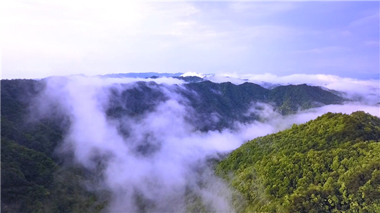 鹤城黄岩、九丰两景区荣升国家4A级景区