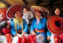 中国农民丰收节|溆浦山背梯田长桌宴庆丰收