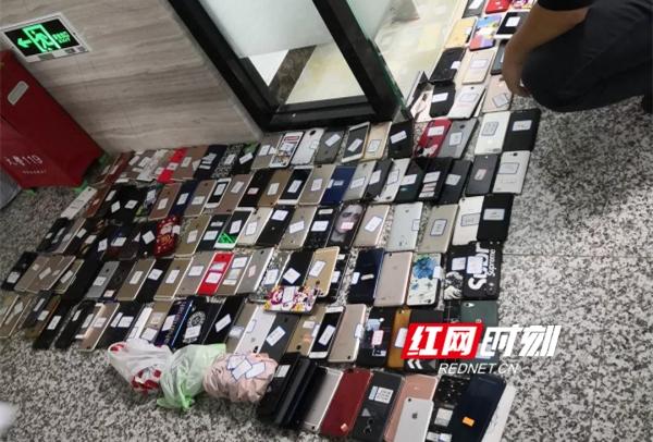 刑拘87人 永州公安破獲一起特大電信網絡詐騙案