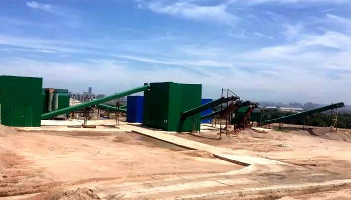 建筑垃圾变废为宝 长益扩容首次应用再生水稳材料