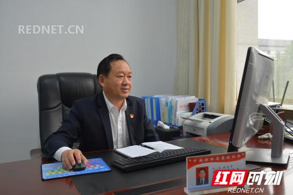 永州市执行力优秀干部陈志华。.jpg