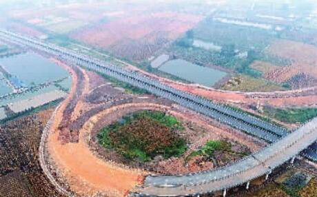 益南高速公路建设顺利推进