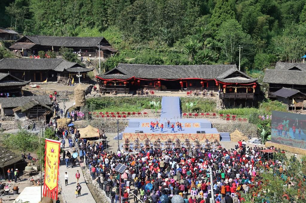 织秋牧笛溪:织一场山水文化的盛宴