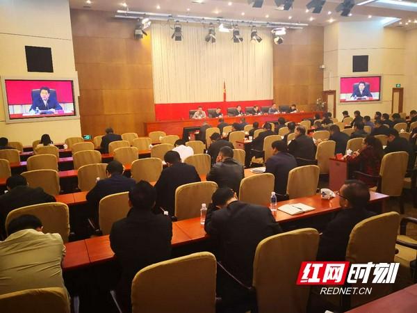 289.95亿兴修湖南秋冬春水利 明年3月底前完成建设