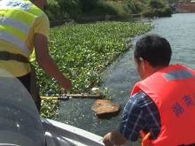 鹤城区:渔业专项整治行动58次  取缔三无船舶31艘