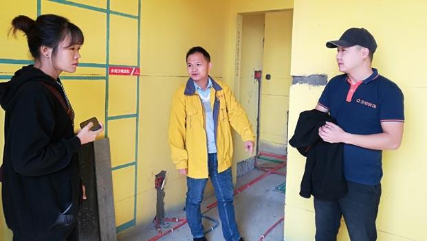 视频 |【工地品鉴团】油漆施工:墙面这四道工序一定不能马虎