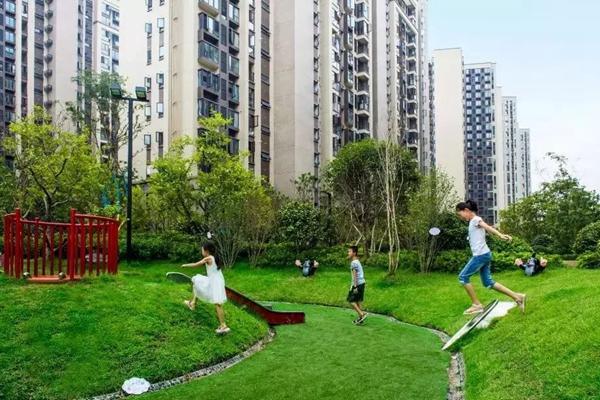 湖南:助力儿童快乐成长 万科魅力之城持续打造儿童友好型社区