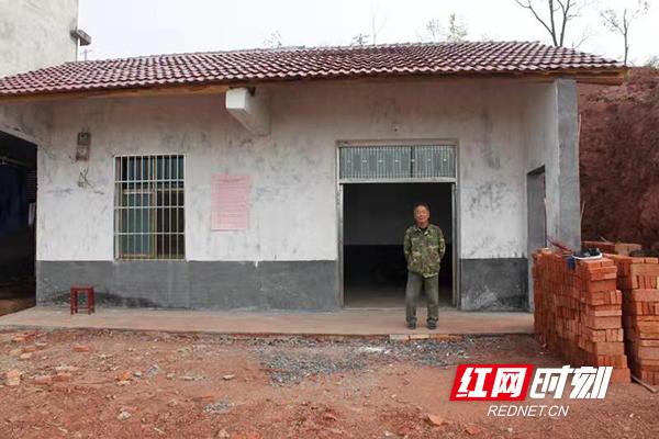 衡阳县1389户农村危房户成功迁新居