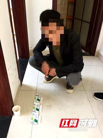 母亲举报儿子吸毒 德山警方循线破获重大贩卖毒品案