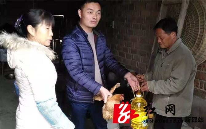创业达人 扶贫志士——记邵阳市最美扶贫人物唐兵武
